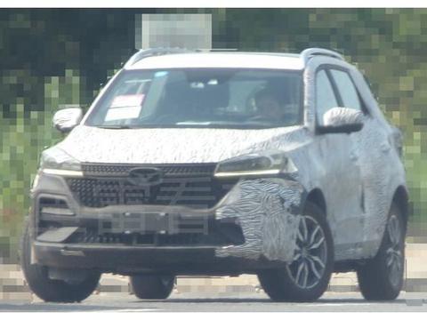 配置看齐高端,宜宾凯翼全新SUV前端造型首曝,瑞虎5x相当尴尬