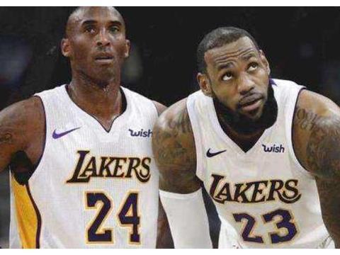 美媒重排NBA前十名球星,前5名有4人是湖人成员,邓肯排名遭质疑