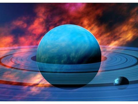 拥有海王星,你就是太阳系最富有的人,我要去海王星当旷工