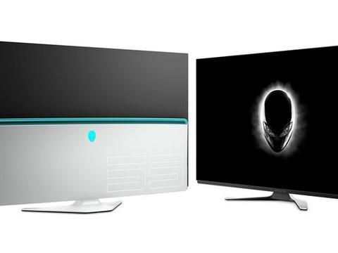 外星人推55寸游戏显示器,有4K分辨率