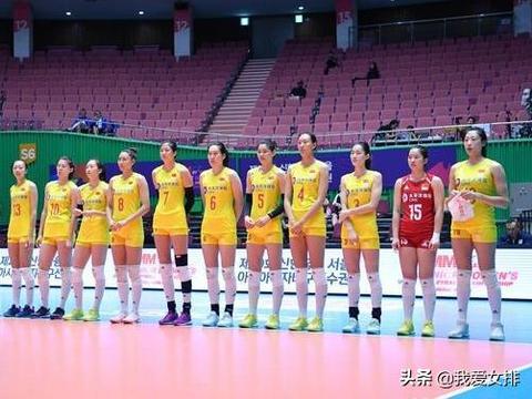 """""""女排亚锦赛8强出炉赛程确定,中国先后迎战哈萨克斯坦和日本"""""""