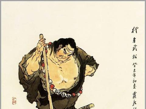 真实的武松,江湖艺人出身,诛杀贪官惨死,杜月笙为他修坟立碑