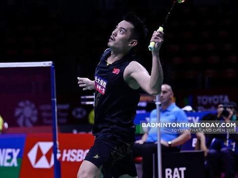 林丹决胜局10-21惨败,何冰娇被淘汰丨泰国赛1/8决赛