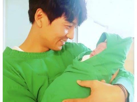 李必模、徐秀妍夫妇喜获儿子!开心与大家分享成为父母的喜悦