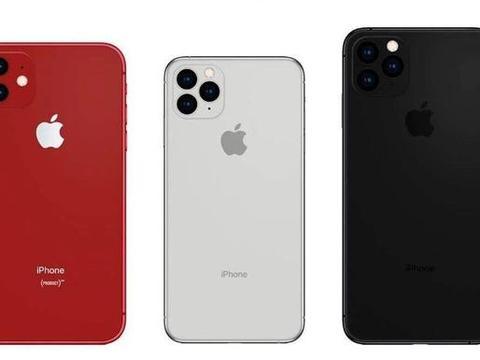 库克重拳出击,苹果A13+iOS13,iPhone11新配色实力抢镜