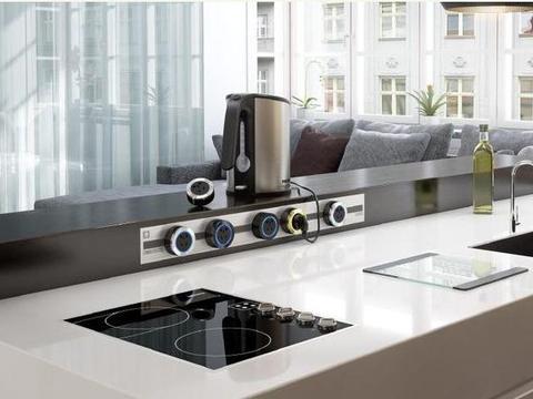 厨房插座怎么设计好?现在流行这样装,效果真是太好了