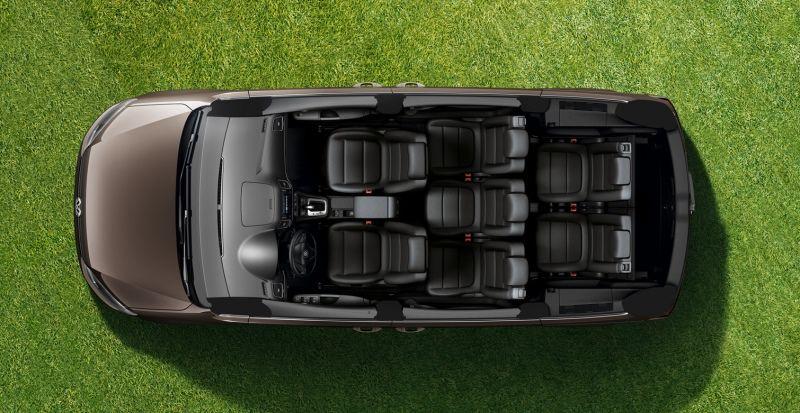配置升级 2019款夏朗380 TSI两款7座版上市