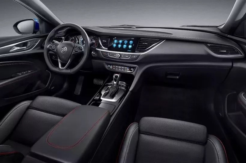 更入门的选择 君威GS增加精英型车型 售价21.88万元