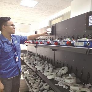 赛西科技首创无线无源气体探测器技术,实现气体智能化监控