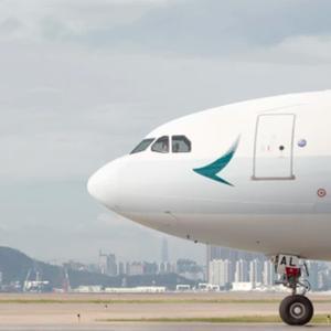 """国泰航空证实:1名飞行员曾在机上广播所谓""""和平集会"""""""