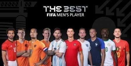 西班牙主帅:FIFA最佳3人,我选了梅西、阿扎尔和德容