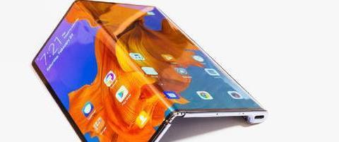 华为首款折叠手机亮相,充电速度比苹果快600%!少数人的玩具