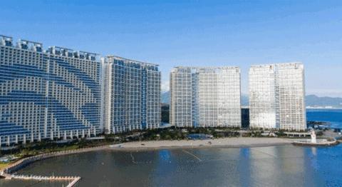 拥抱大海!仅388元享·惠州海湾半岛·豪华海景房2间+泳池+沙滩