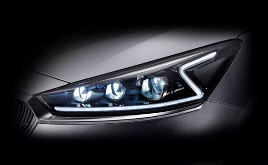 从现代摩比斯通讯照明技术看汽车大灯变迁史