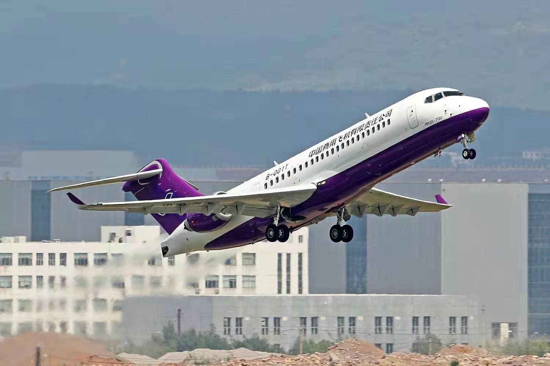 国产飞机ARJ21征战云南,到底难不难?后续会对飞机升级,满足高原要求