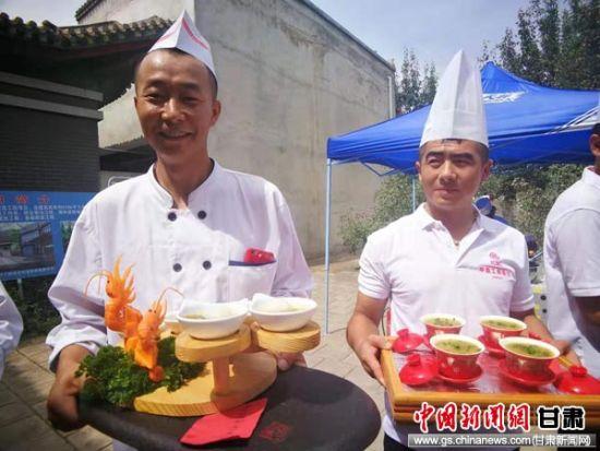 兰州办第二届乡村文化旅游节 百家农家乐PK厨艺