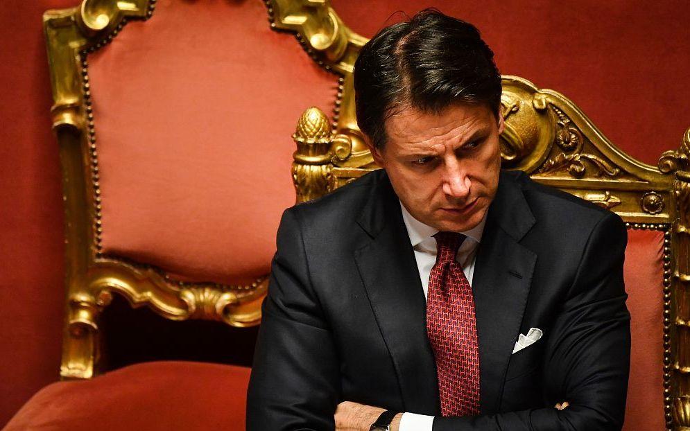 """总理孔特辞职 意大利将成欧洲下一个""""灰犀牛""""?"""