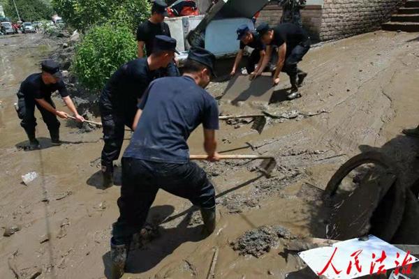 四川省公安厅部署全省灾区公安机关开展抗洪抢险救灾工作
