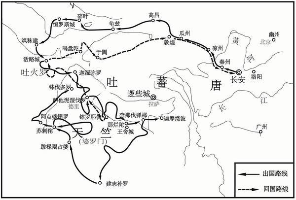 唐僧取经图像始于何时?图籍互鉴呈现中国僧人取经之路