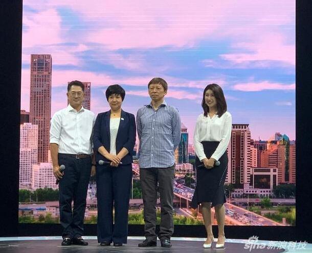 搜狐张朝阳出席三星发布会:5G将带来更多可能性