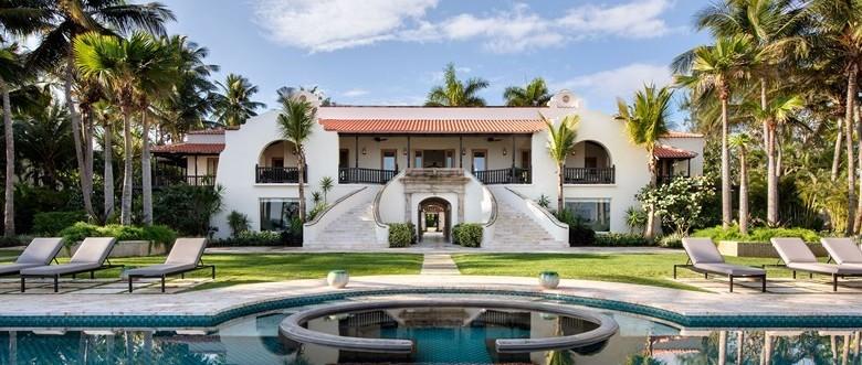 近百岁老房子被爆改成绝美海边别墅,推开窗就能看到加勒比海,想住!