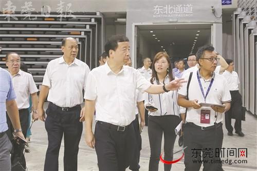 热文:肖亚非:确保篮球世界杯东莞赛区赛事圆满顺利安全有序