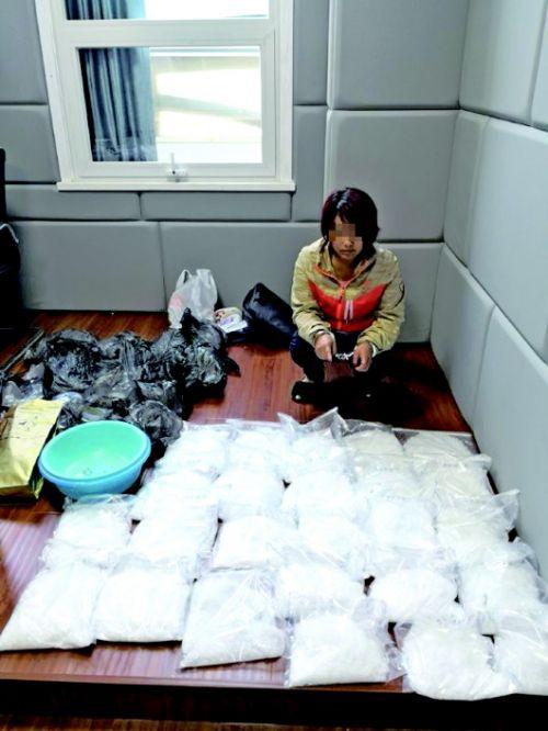偷渡缅甸贩毒 一次至少10公斤 日照五莲警方破获特大跨国贩毒案