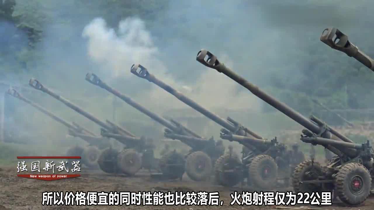 冲突升级,印巴大战一触即发,双方的韩制火炮,谁更胜一筹?