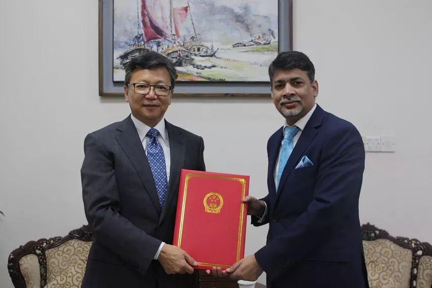 云南省外办主任李极明出任中国驻孟加拉大使|大使