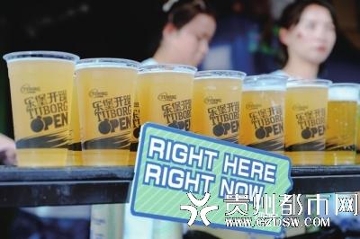 乐堡啤酒用一场花式潮玩派对在贵阳草莓音乐节掀起躁动的夏日热浪!