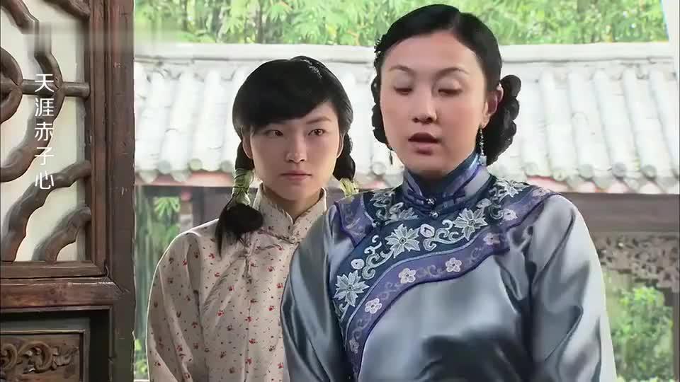 绣女送绣裙,长得太好看被老爷看上,却被太太逮了个正着!