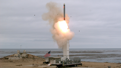 美退中导条约后首射中程导弹:更像政治宣示|中导条约|巡航导弹