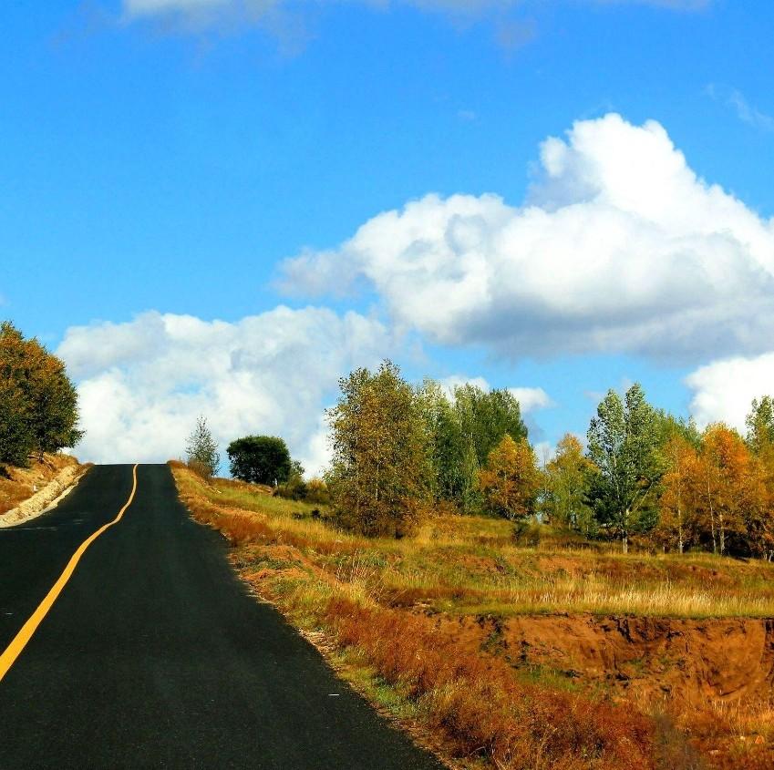 草原天路全线贯通连接起更多坝上美景,走看看去