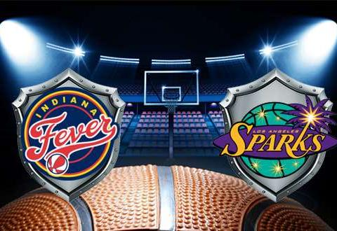 WNBA篮球直播地址前瞻:洛杉矶火花VS印第安纳狂热直播