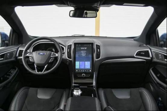 长安福特发布了4款新车,吹响反攻号角