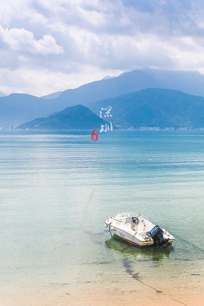 深圳这片海湾 如今是港粤共享的南方最佳天然港湾