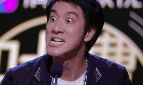 中国好声音:王力宏节目疯玩不顾形象,哈林疯狂提醒你是个偶像