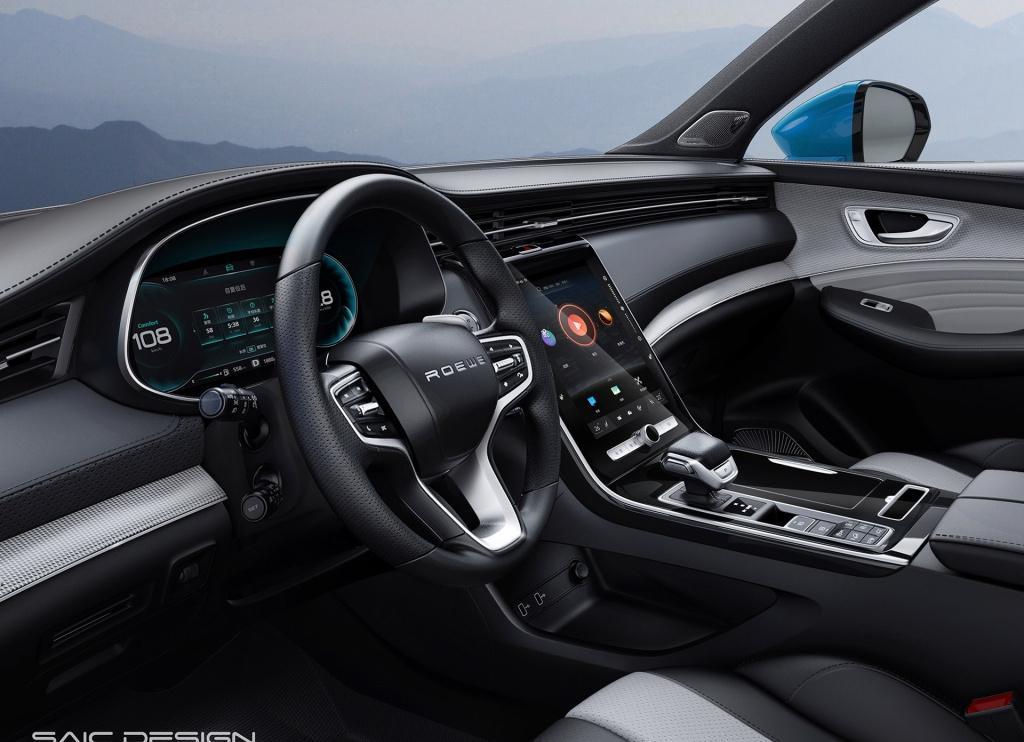 上汽最新力作,配全球首款智能座舱,更有国产最强2.0T加持!