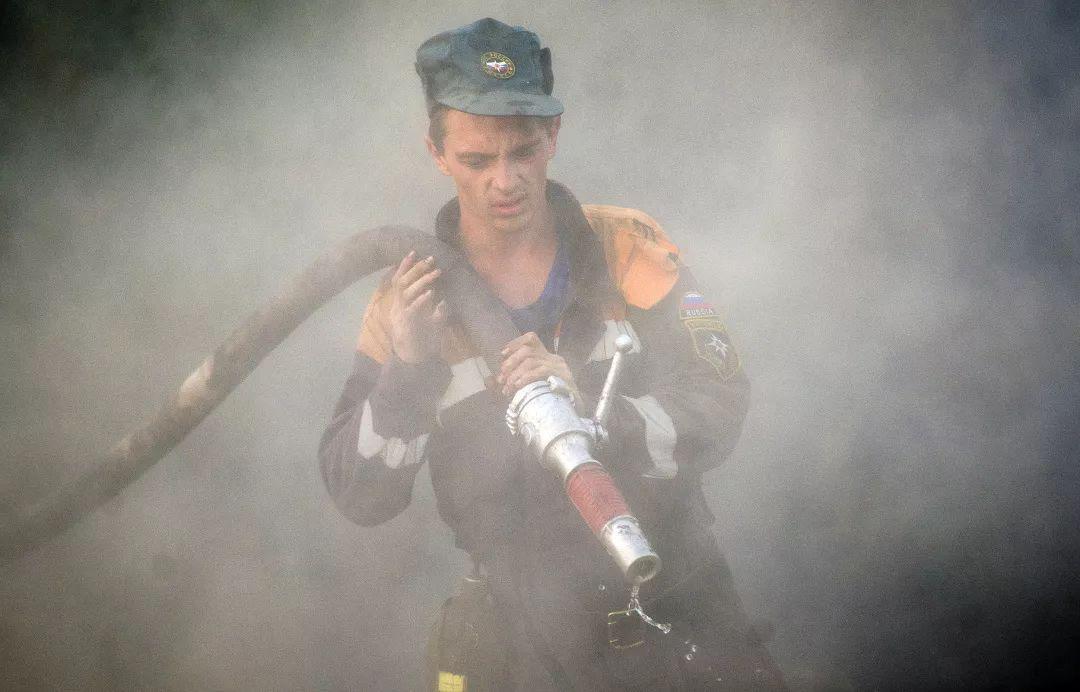被点燃的西伯利亚,无人拯救