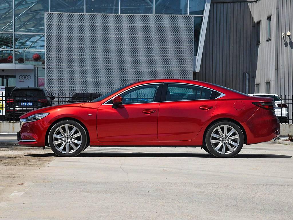 新款马自达阿特兹现已上市,售17.58—23.98万元