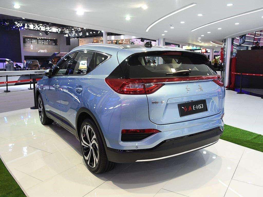 红旗首款纯电SUV,E-HS3上市,补贴后售价22.58-26.58万元