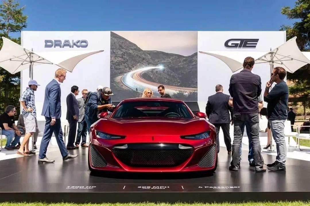 国外也有造车新势力 一出手就是纯电超跑