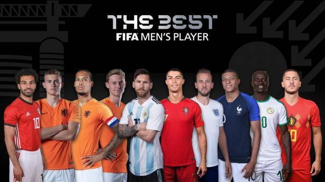 西班牙主帅将FIFA最佳投给了梅西 阿扎尔和德容