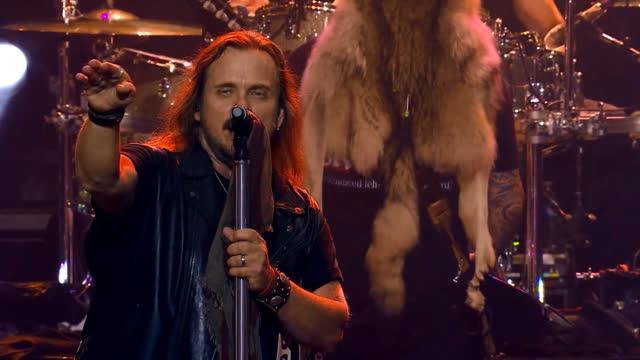 Lynyrd Skynyrd2015年杰克逊维尔演唱会《Simple Man》