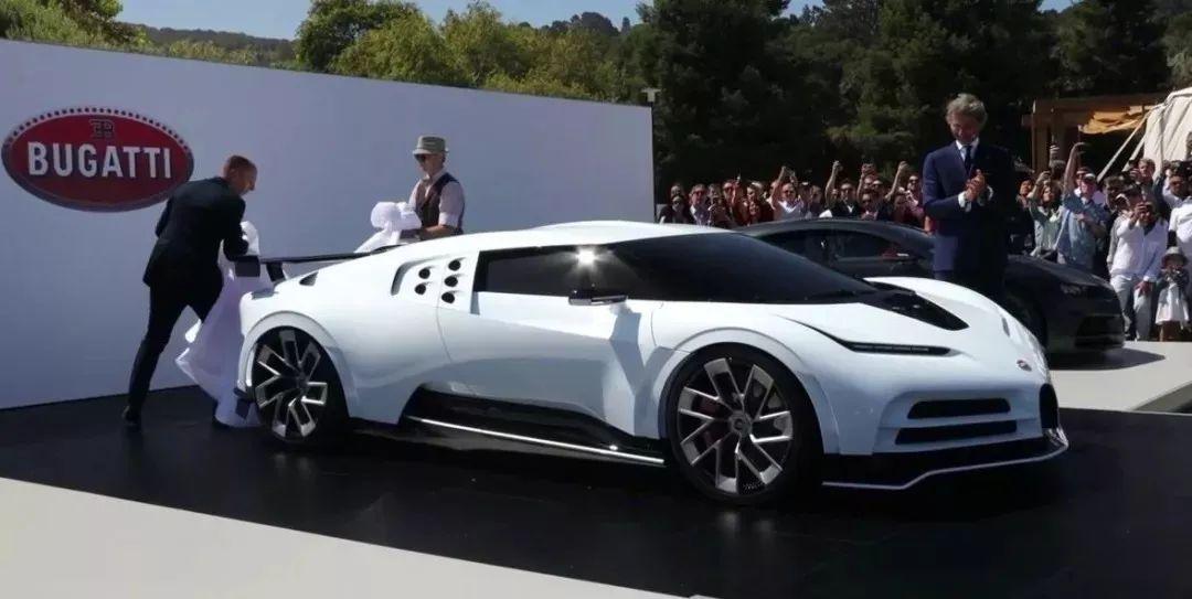 马力达到1600匹 布加迪这新车上路到底怎么玩呢?