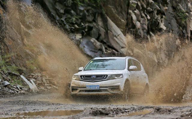 对比出真知!8万级SUV中,新远景SUV比哈弗M6好在哪儿?