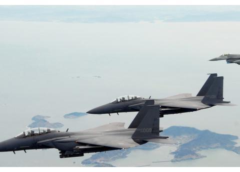 向俄罗斯发出挑衅!美国盟友战斗机开火警告,俄抗议:这是违规