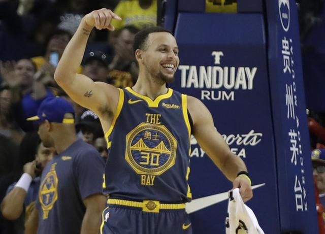 库里又创一个NBA历史第一纪录,只是有点让人难以接受