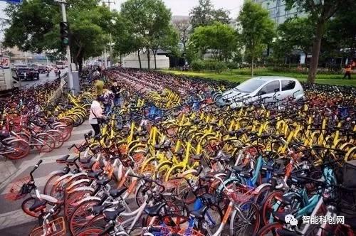共享单车行业洗牌,摩拜单车、OFO、哈啰出行谁能笑到最后
