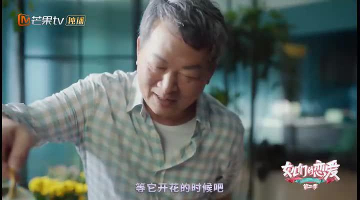 《女儿们的恋爱2》陈乔恩宣传片:陈乔恩接受爸比催婚立志要脱单!